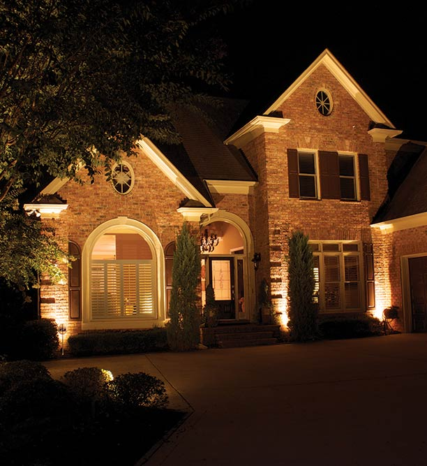 Landscape Lighting In Charlotte Nc And Dayton Oh